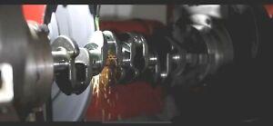 CRANKSHAFT GRINDING MERCEDES OM651 BMW N47 Renault M9R