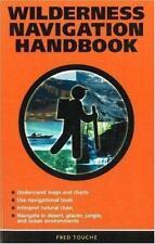 Wilderness Navigation Handbook-ExLibrary