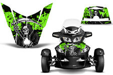 Can Am BRP RTS Spyder Roadster Hood Graphic Kit Decal Sticker Wrap 10-11 REAP G