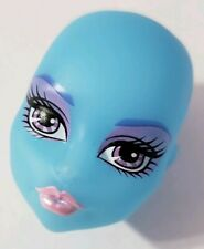 MONSTER HIGH DOLL CREATE-A-MONSTER CAM STARTER PACK ICE HEAD ONLY REPLACEMENT