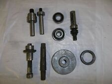 MISCELLANEOUS LATHE SPINDLE SLEEVE PULLEY BEARING ETC MACHINIST TOOLS PARTS
