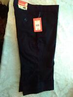 Weatherproof Garment Company Black Cuffed Capris Womens 8 NWT Shorts $60