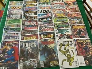 DC COMICS Mixed Lot of 44, Most are NEW 52 #1 issues Deathstroke Firestorm, More