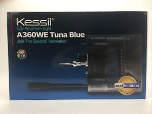 Kessil A360WE Controllable LED Aquarium Light - Tuna Blue