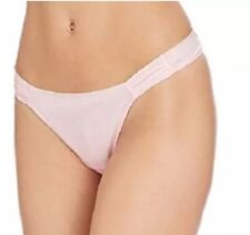 Spanx Women Large/X Large L/XL Gloss Skinny Britches Sheer Shaping Thong NWT