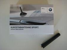 Original BMW Kurzstabantenne Dachantenne Sport Antenne 65 20 2 296 761