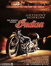 Motorcycle Poster 17x22