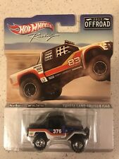 Hot Wheels 2012 OFF ROAD Series Toyota Land Cruiser FJ40 Color Blue/white RR