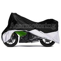 XXXL Waterproof Motorcycle Rain Cover For Honda Goldwing GL 1800 1500 1200 1100