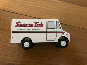 Snap On Tools Metal Collectible Truck