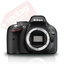 Nikon D5200 24.1 MP CMOS Digital SLR Camera Body Black Brand New