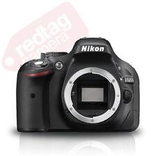 Nikon D5200 24.1 MP CMOS Digital SLR Camera Body Black Brand New