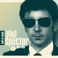 Wall of Sound: The Very Best of Phil Spector, 1961-1966 [CD]