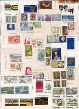 vintage MNH MINT UNUSED CANADA Canadian postage stamps lot C33Z