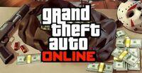 GTA V 5 Online [PC] Modding Service I 500 Mio. $ + I Unlockall I Level 200+ I