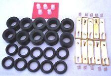 BIG Kit pièces neuves TCR MK3 MK4: lames ressorts pneus Av + Ar. x 10 + pignons