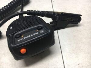 Motorola Remote Speaker Microphone with Emerg Button RMN5038A XTS2500 XTS5000