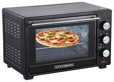 Mini Backofen mit Umluft 25 Liter 3in1 Miniofen Pizza-Ofen Kleiner Backofen