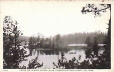 Postcard Islands Seagull Lake Superior Forest Ely MN