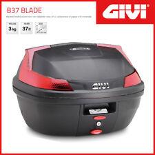 Coffre / Valise Givi Case B37 Blade Universel - Noir / Catadiot. Rossi