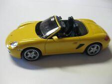 WELLY 1:24 SCALE PORSCHE BOXSTER S CONV. DIECAST CAR MODEL W/O BOX NEW!