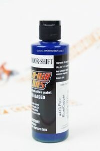 Auto-Air Flair Color-Shift Blue/Copper 4413 4oz. water-based paint by Createx