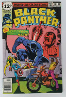 Black Panther #14 Bronze Age Marvel Comics Origin of Klaw VF/NM