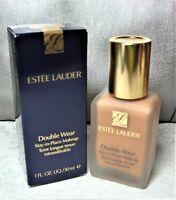 Estee Lauder Double Wear Stay-in-Place Makeup 4C3 Soft Tan Full Size New In Box!