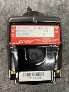 TCM Magneto S6LSC-21 PN 10-500516-3