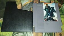Indiana Jones and the Last Crusade (Taito) (Nintendo Entertainment System, 1991)