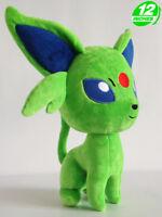 Big 12 inches Pokemon Raikou Plush Stuffed Doll Soft PNPL5312