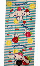 Japan Sanrio Caracters Cinnamoroll Face Towel 34 x 75cm