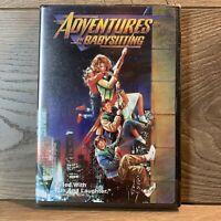 Chris Columbus' ADVENTURES in BABYSITTING (1987) Elisabeth Shue Bradley Whitford