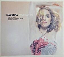 MADONNA : AMERICAN PIE ( VICTOR CALDERONE FILTER DUB MIX ) - [ CD MAXI ]