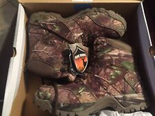 New Men's Game Winner REALTREE APG All Camo Hiker III Waterproof Hunting boot 12