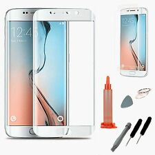 OEM Sliver Replacement Screen Front Glass Tools For Samsung Galaxy S7 Edge