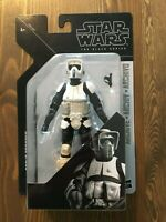 "Star Wars Black Series Archive Biker Scout Trooper 6"" Figure"