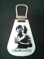 Vintage OLD CROW Kentucky Whiskey Plastic Keychain