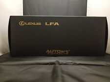 AutoArt 1/18 Lexus LFA (Matt Black) - Extremely Rare Model!