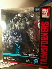 Transformers Leader Class Blackout