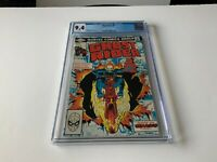 GHOST RIDER 67 CGC 9.4 WHITE CLASSIC BUSTING OUT OF COMIC CVR MARVEL COMICS 1982