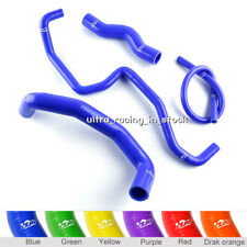 Blue Silicone Radiator Coolant Hose Kit For Nissan 350 Z 350Z 03-06 Infiniti G35