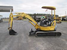 Komatsu PC30MR-2 Tractor Dozer Excavator