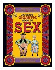 Jim Goad's GIGANTIC BOOK OF SEX- '07 FERAL HOUSE 1st PB Edit*ANSWER ME*Rare+OOP