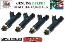 Reman 4unit Fuel Injectors >2008 Chevrolet HHR 2.2L I4< OEM Delphi Part#12602480
