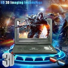 """New listing 13.9"""" Portable Dvd Player Hd Cd Tv Player 16:9 Lcd Widescreen Card Reader Player"""