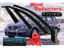 VW GOLF V MK 5  2007 - 2009  VARIANT Wind deflectors  4.pc  HEKO  31169