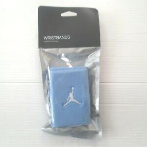 Nike Jordan Jumpman Wristband - 86124 - Light Blue - One Size - NWT