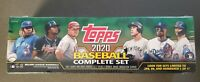 2020 Topps Baseball Complete Set Factory Sealed MLB EXCLUSIVE PARALLEL ROBERT RC
