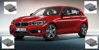 TELO COPRIAUTO TELATO FELPATO BMW SERIE 1 ANNO 2016 IMPERMEABILE ZIP LATO GUIDA